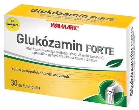 glükozamin készítmény ára