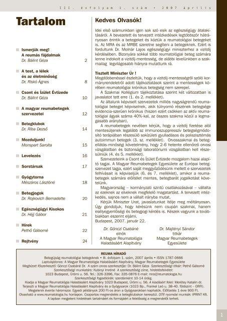 lábízületi kezelési receptek)