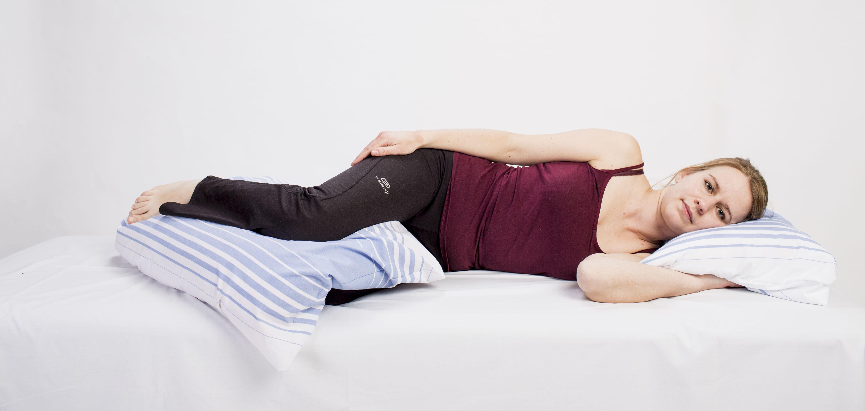 Hátkímélő alvási pozíciók