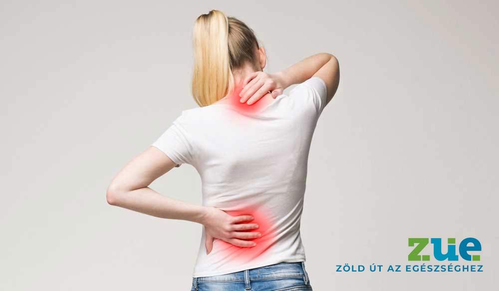 Gyakran fáj a háta felső része? Ez az oka! - EgészségKalauz