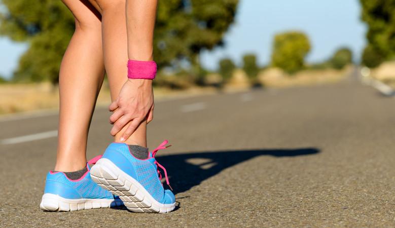 attól, hogy az ízületi futás fáj, ha a sarok