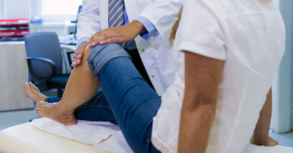 Térdízület osteoarthritis és kezelése.