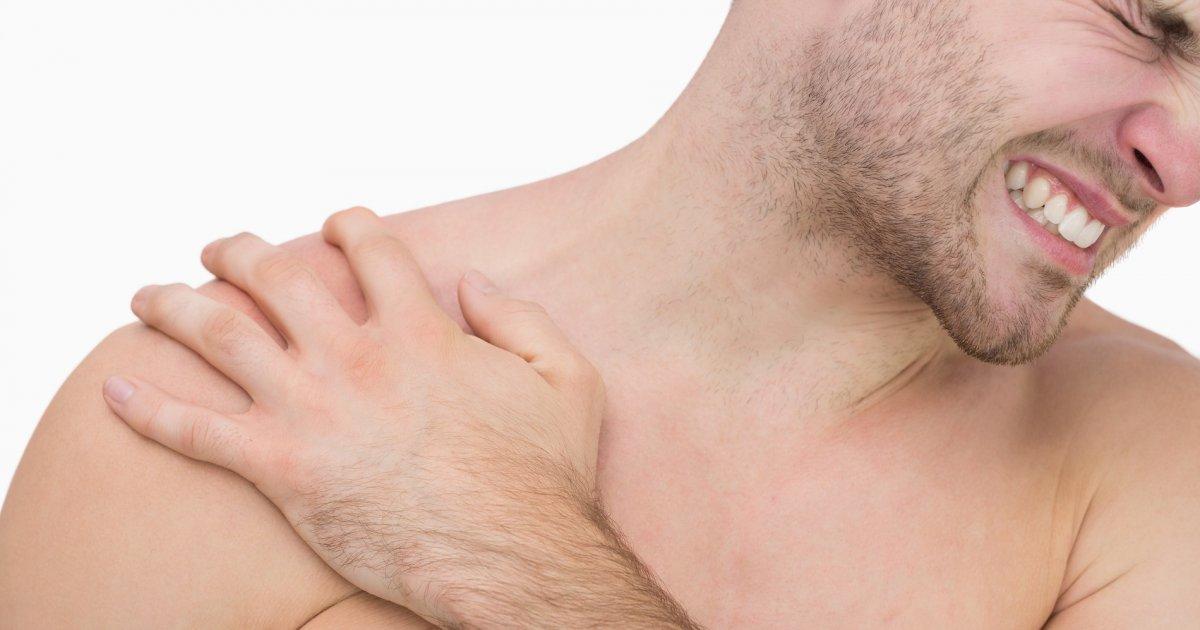 vállízület fájdalom komplex gyakorlat)