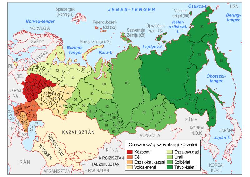 együttes kezelés oroszországban