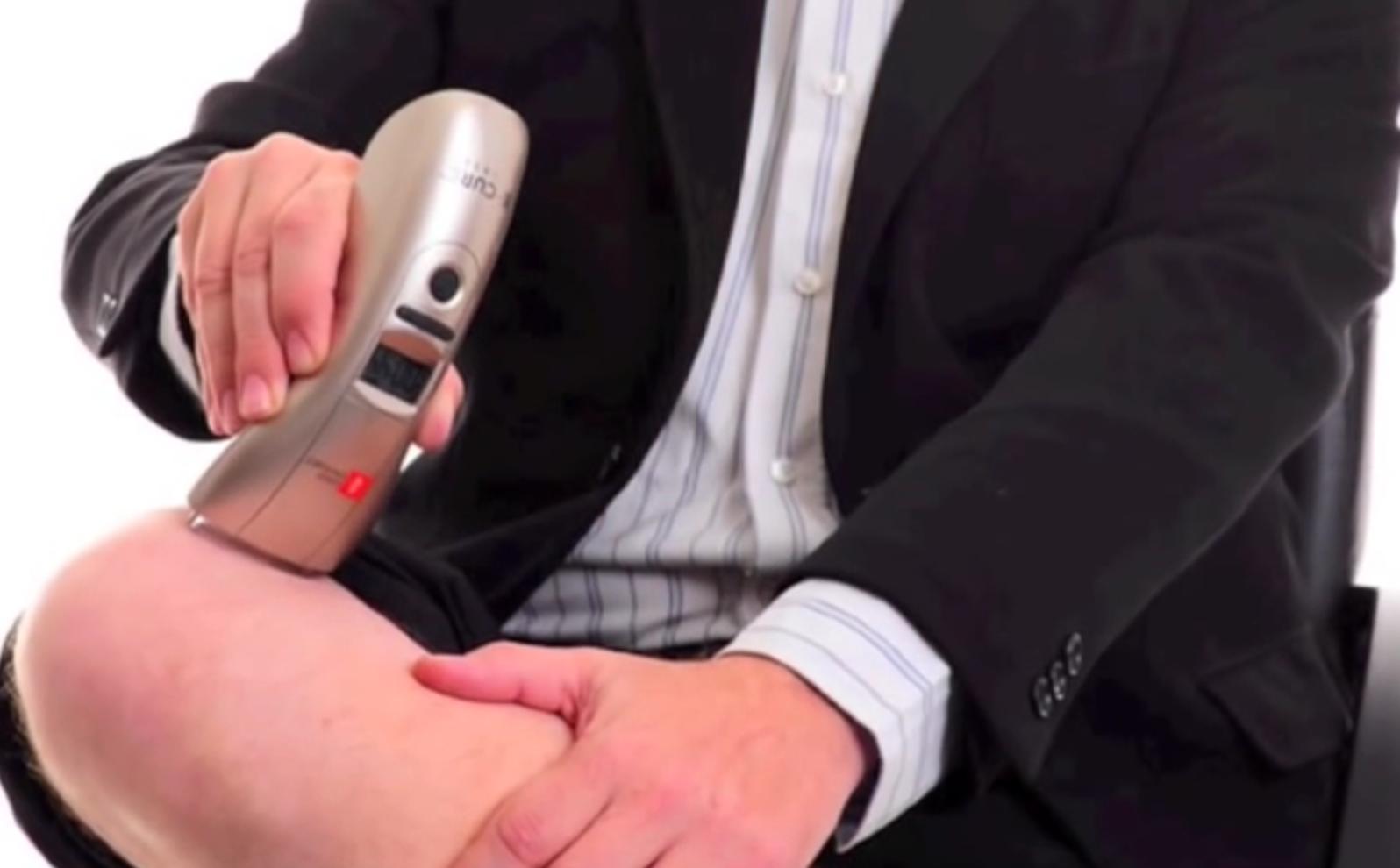 a térd kézi kezelése)