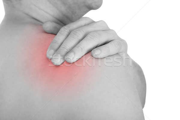 fekvő váll fájdalom