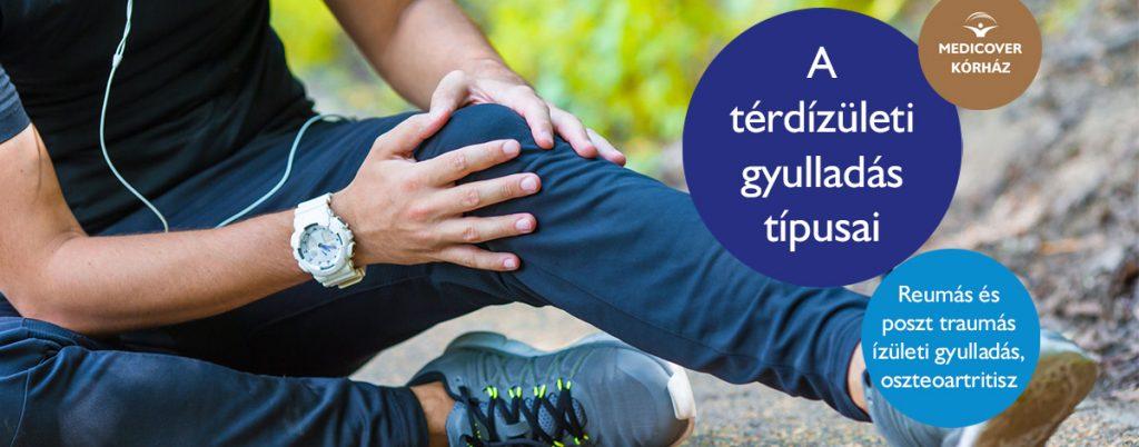 hogyan lehet megállítani térdízületi gyulladást fájó derék- és csípőízületek
