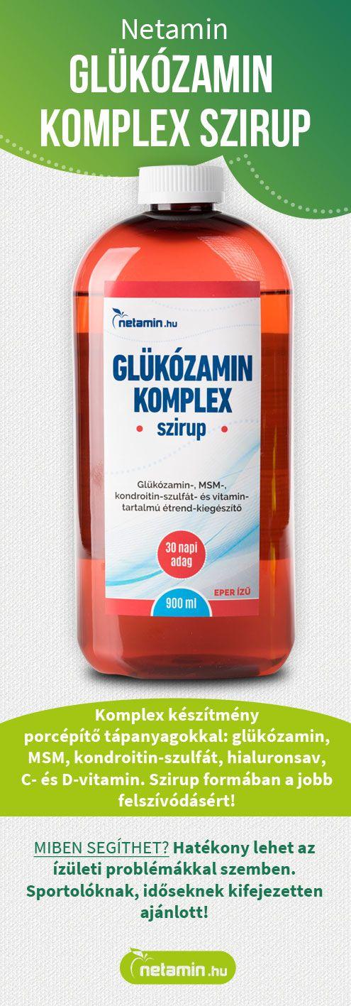 ízületi vitamin komplex