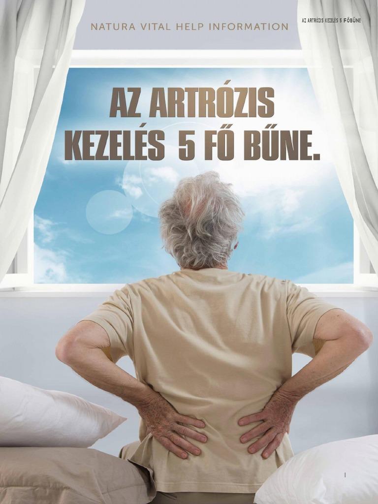 Artrózis - Kézikönyv, ami lerántja a leplet a porckopással k