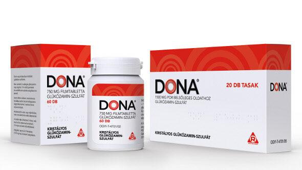 donna ízületi fájdalomcsillapító)