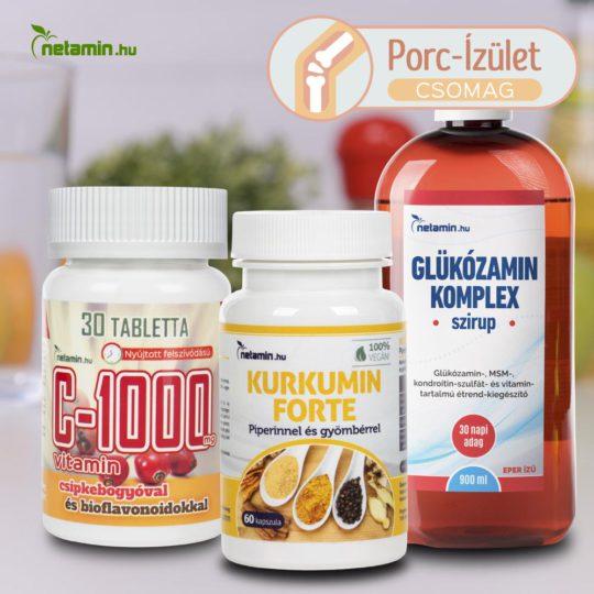 ízületi vitaminok ízületi gyulladás esetén