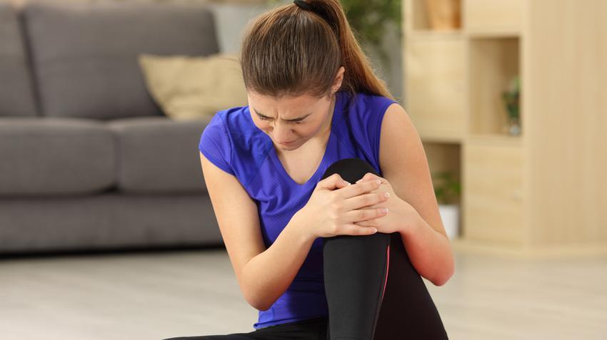 kattintson a térdízületekre és fájdalmakra