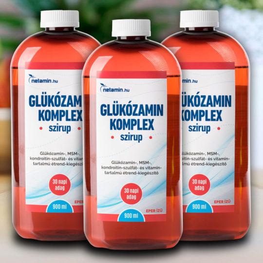 kondroitin és glükozamin együttes tablettákhoz)
