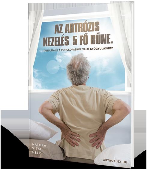kollagén artrózis kezelésére