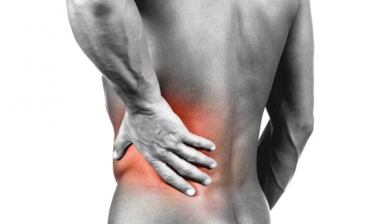 bal derékfájás a vállízület tünetei és kezelése