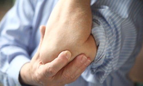 fájdalom a kezek könyökkezelésében
