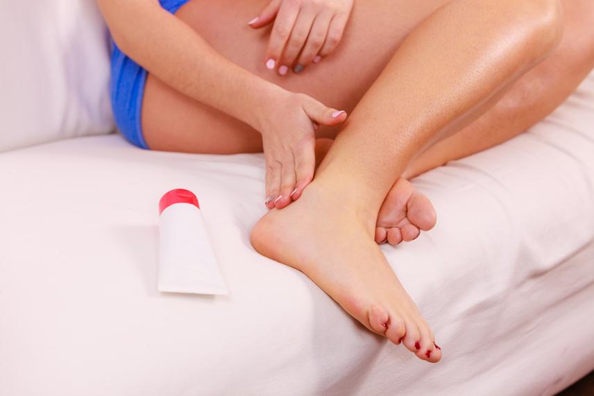 a bokaízület subluxációjának és artrózisának kezelése