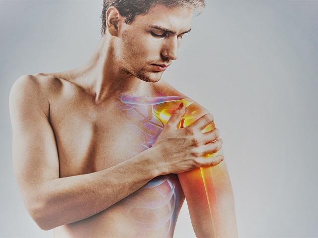 a bokaízület elülső része fáj