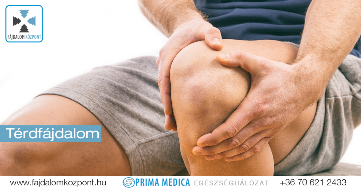 térdízületi fájdalom ütéskor