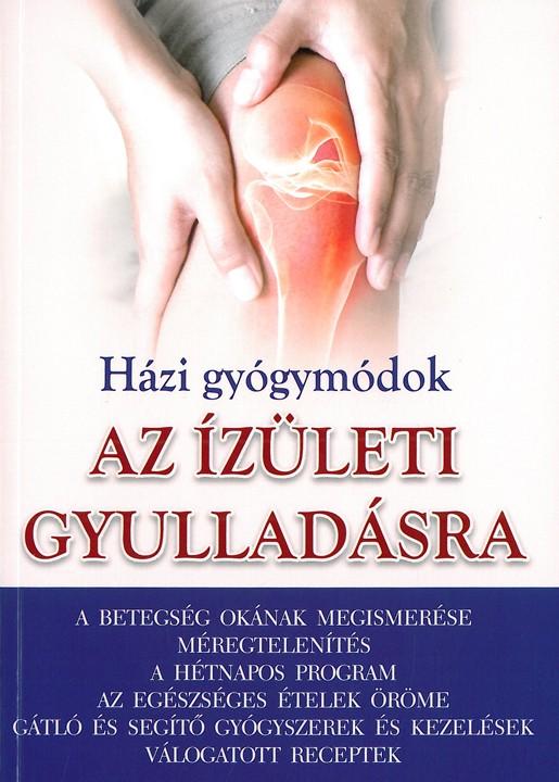 ízületi fájdalom könyv