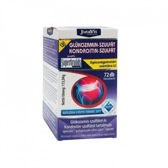 glükózamin-kondroitin hatás torokgyulladás ellen házilag