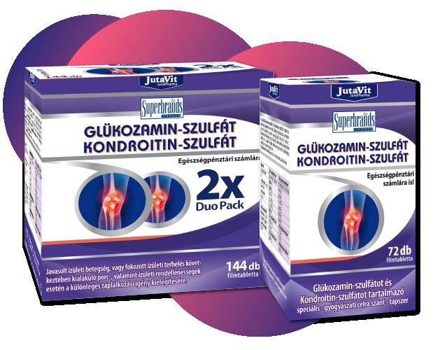 kondroitin glükózamin gyógyszertári árral