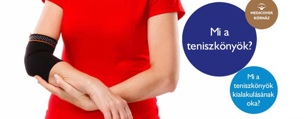 A teniszkönyök - mi az, van-e neked és ha igen, mi a kezelése
