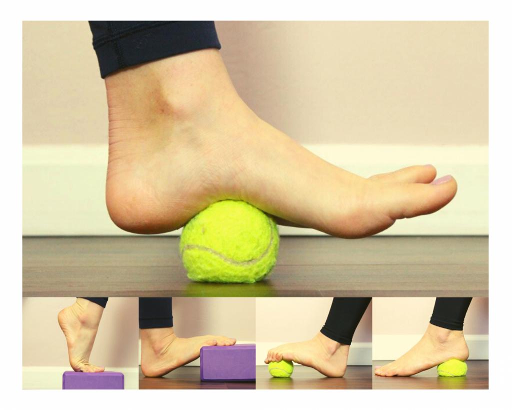 a bal láb lábujja
