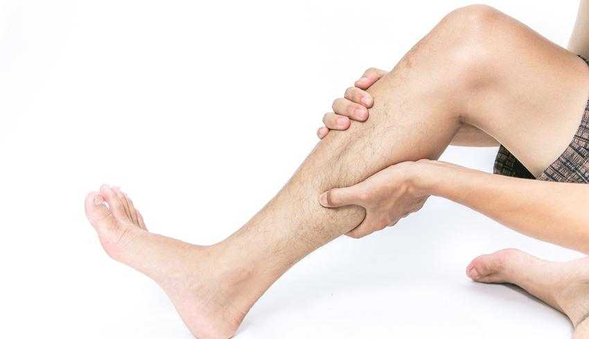 izom- és lábfájdalom)