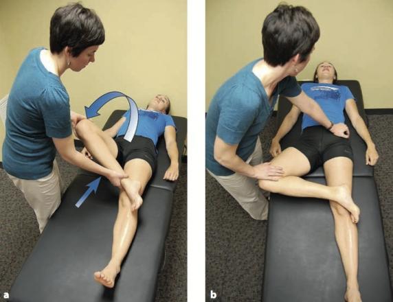 éles fájdalmak a csípő területén)