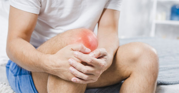 térdfájdalom bursitis)