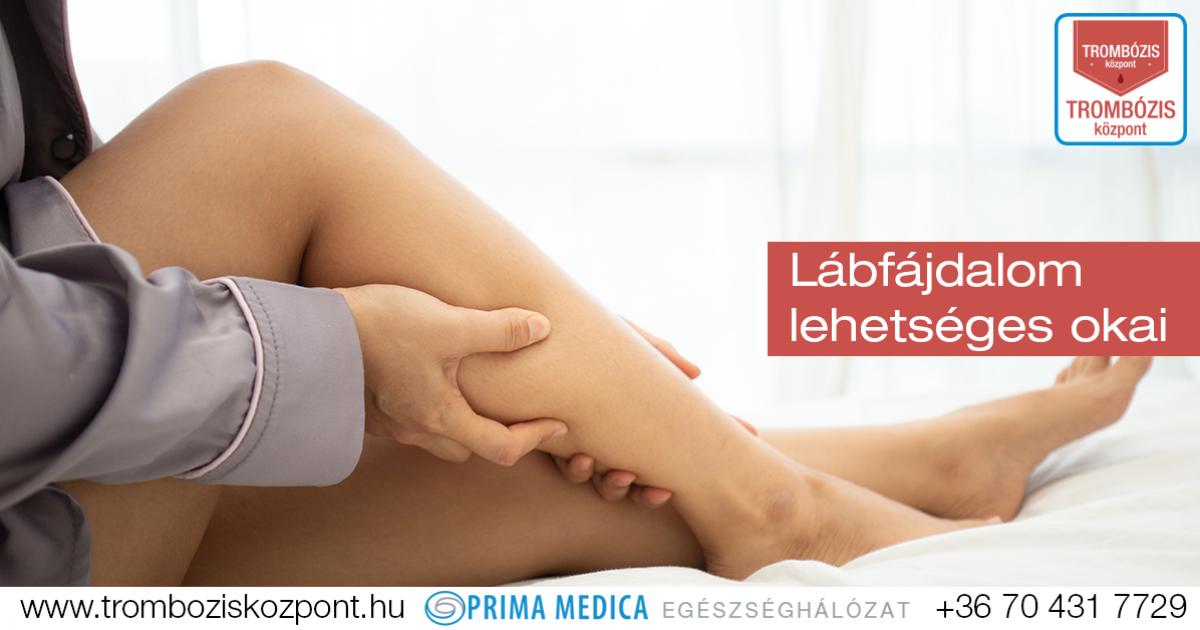 fájdalom a lábak ízületeiben gyógyszeres kezelés