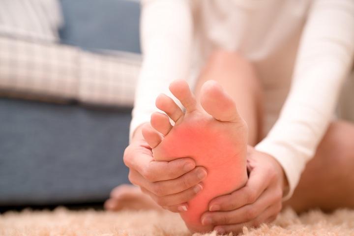 enyhítse a lábujj ízületének fájdalmát