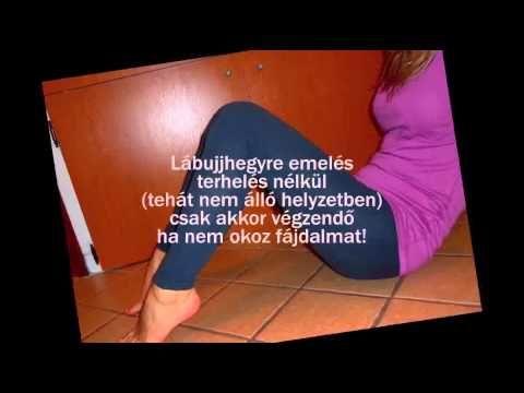 a bokáig fájdalom nélkül)