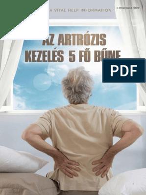 hogyan lehet kezelni az artrózist a karon