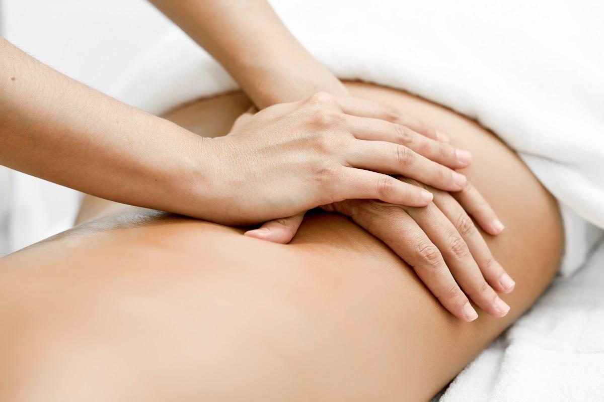 masszázs segíti az ízületi fájdalmakat