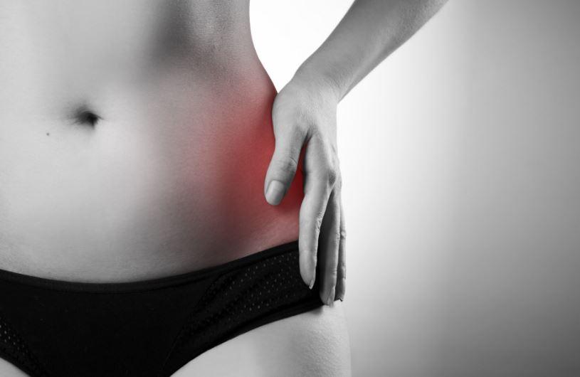 csípőízületi fájdalom becsípődött