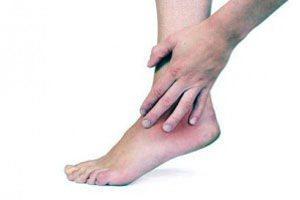 a bokaízület szokásos diszlokációjának kezelése)