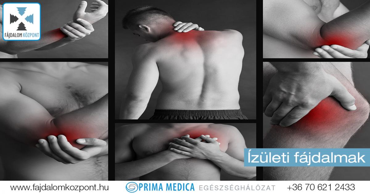 ízületi fájdalom sebész
