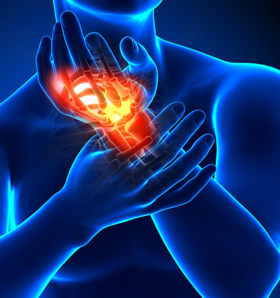 gyakorlatok a hüvelykujj ízületének fájdalmára ízületi fájdalom növekedése