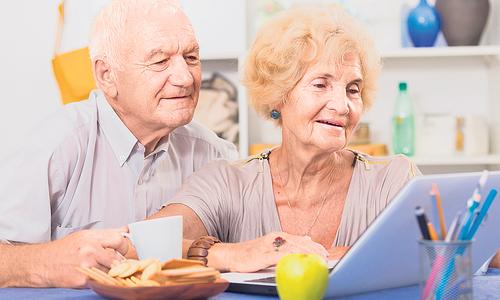 közös készítmények idős emberek számára