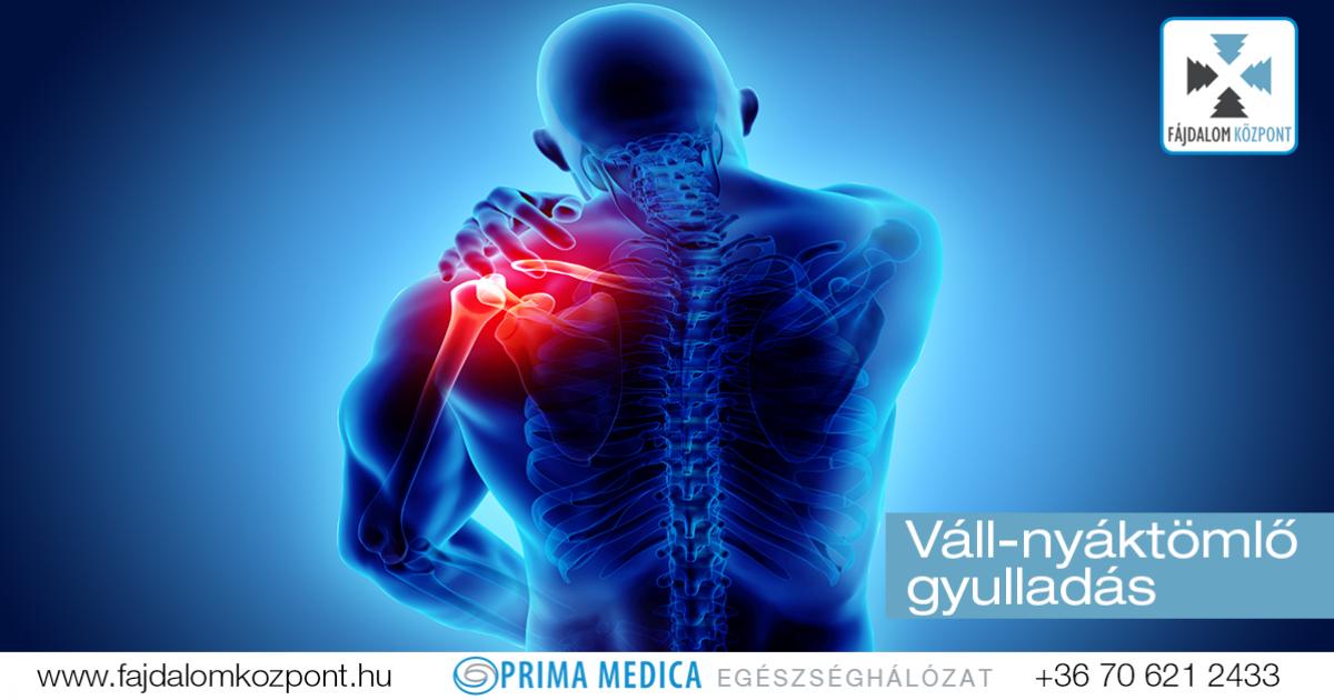 fájdalom és ropogás a vállízület kezelésében)