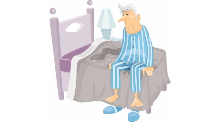 ízületi fájdalom ágyban fekvő betegeknél)
