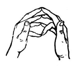 a bal kéz középső ujjának ízületi gyulladása