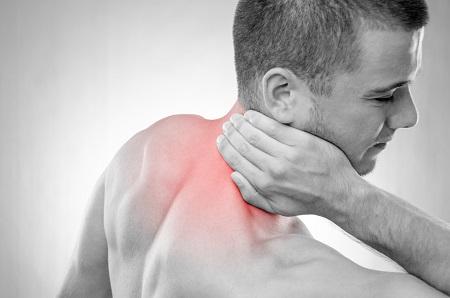 a nyaki fájdalom az ízületeket érinti