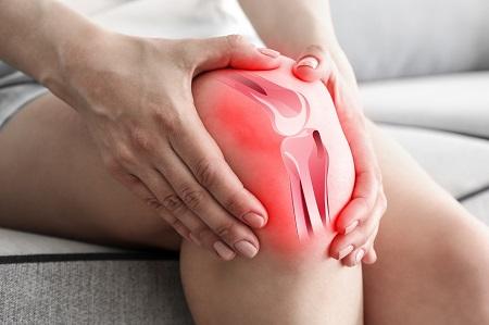 a térdízületek fájdalmas fájdalmai okozzák