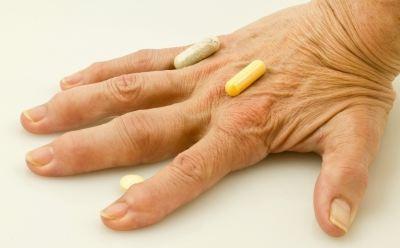 bokaízület fájdalom felülről a legújabb az ízületi kezelés során