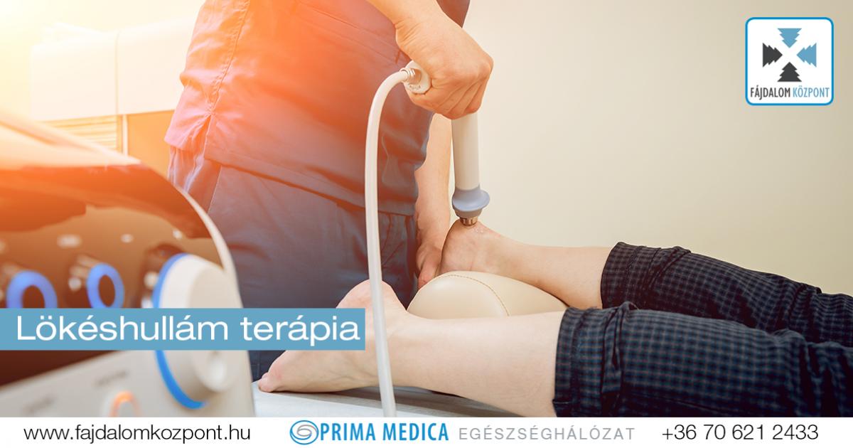 artrózis kezelés sokkhullám terápia)