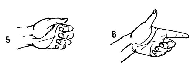az ujjak nem engedelmeskednek az ízületi gyulladásnak)