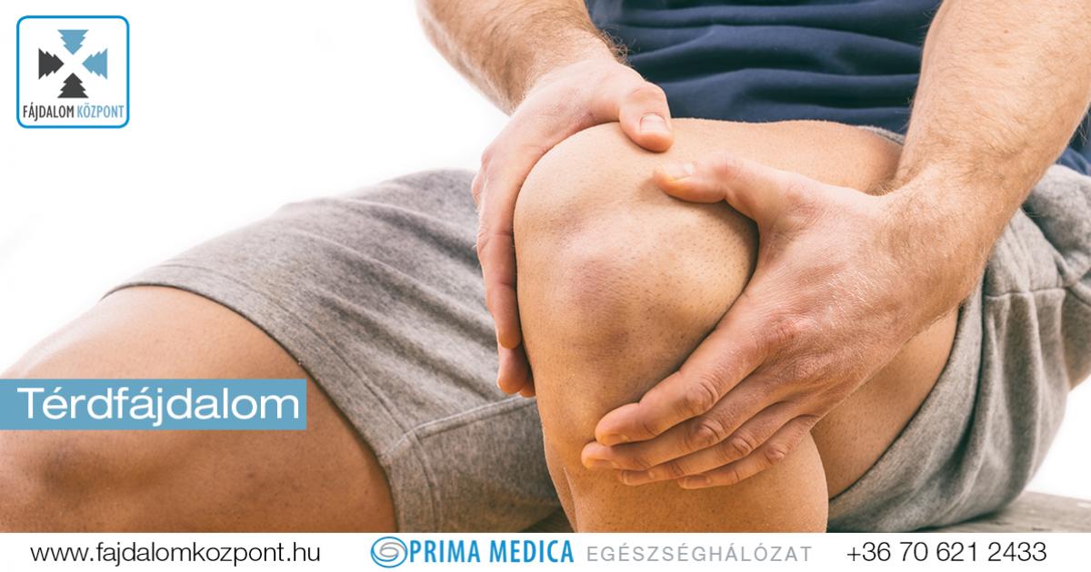 térdfájdalom sérülése)